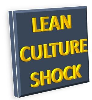 Lean Culture Shock