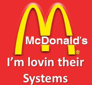 McDonalds Business Process
