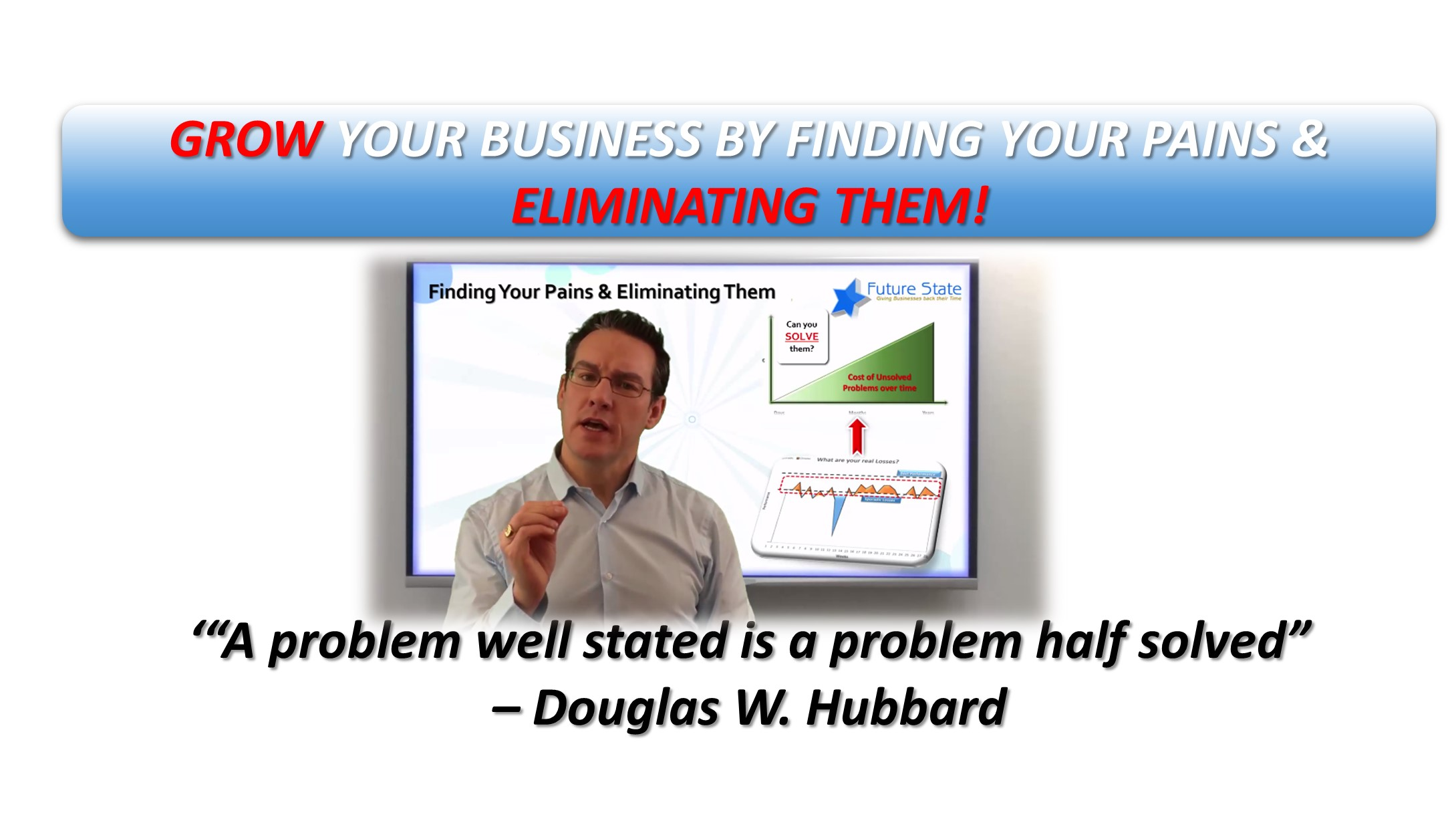 Problem Solving – How I Find My Customer's Pain Points
