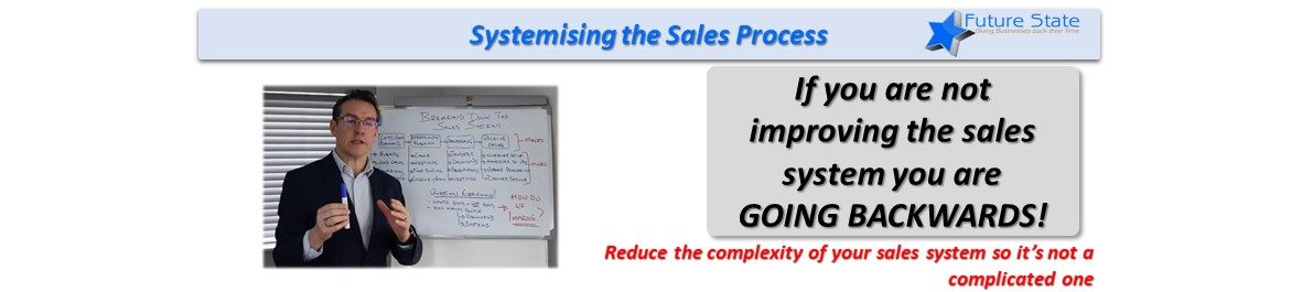 Breaking Down the Sales System