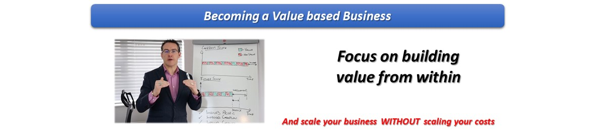 Becoming a Value based Business – Becoming Lean