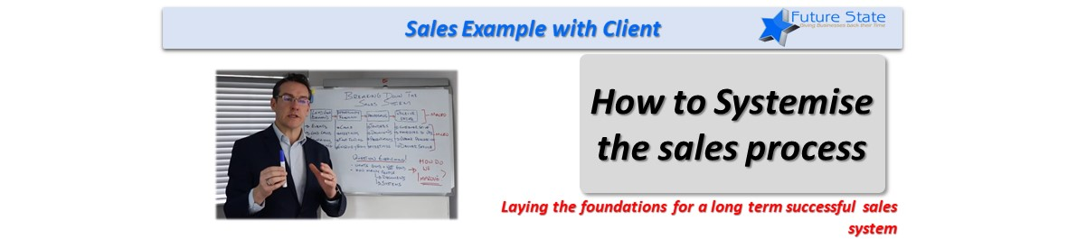 Sales System Example