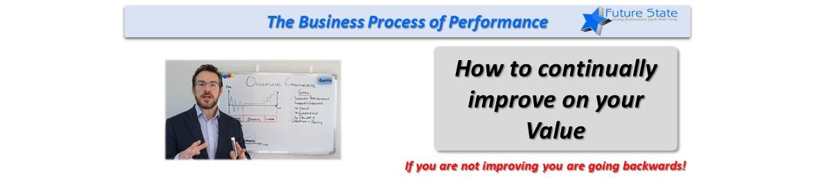 Operational Effectiveness – Business Process Performance