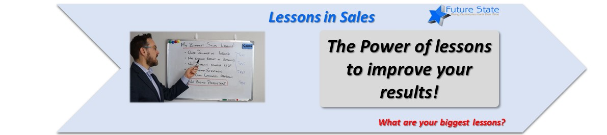 Lessons in Sales