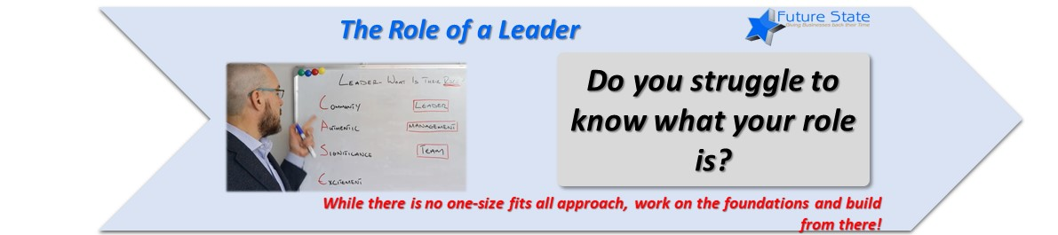 The Leader's Role