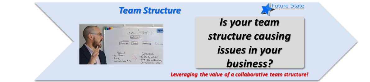 The Value of a Collaborative Team Structure
