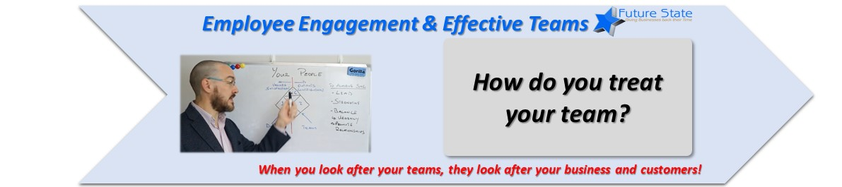 Employee Engagement & Effective Teams