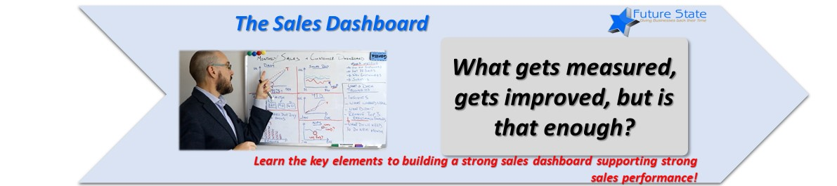 The Sales Dashboard