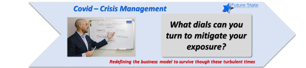 Surviving Covid – Redefining your Business Model
