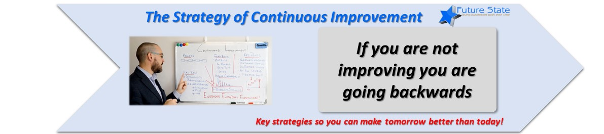The Strategy of Continuous Improvement
