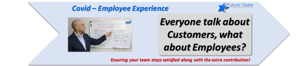 Covid Crisis –  Employee Experience