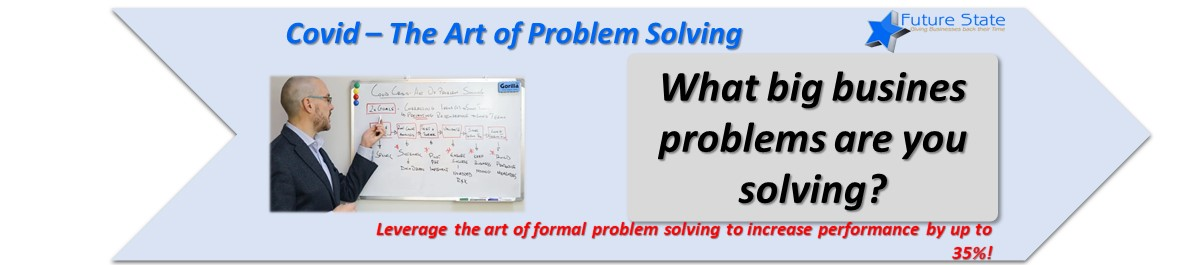 Covid Crisis – The Art of Problem Solving