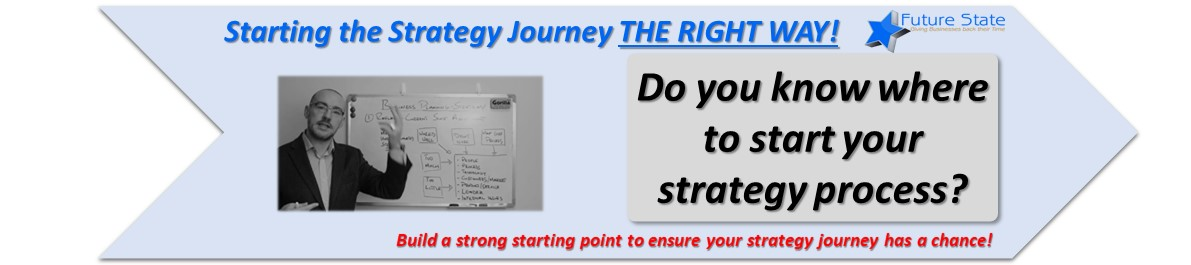 Business Strategy – Where is the Starting Point?