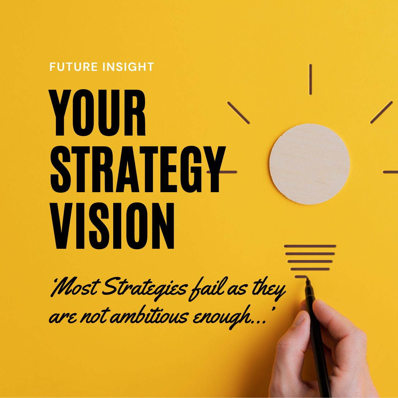 Your Strategy Vision